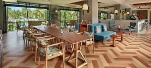 The Lounge bar & restaurant