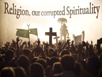 Religion a corrupted Spirituality