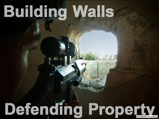 Defending Property