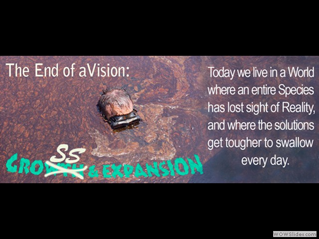 End of a Vision