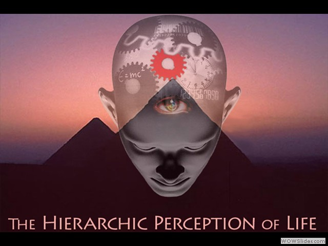 Hierarchic Perception of Life