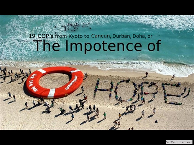 Impotence of Hope