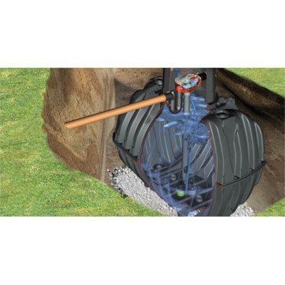 Graf Carat Regenwassertank mit Zubehör Komplettpaket Haus-Silentio Press