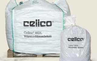 Cellco WDL Wärmedämmlehm Verpackung