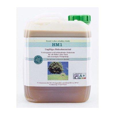 Masid HM1 ungiftiges Holzschutzmittel Vorbeugender und bekämpfender Holzschutz für alle Hölzer