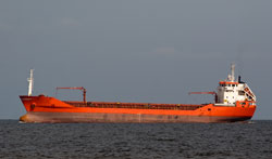 Oil is often transported by tanker ships which may sink