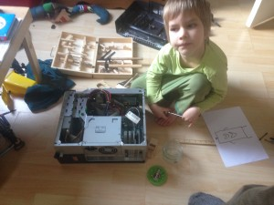 Milan de robotmaker
