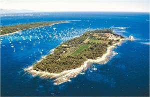 Charte de qualité, Iles de Lerins , baie de Cannes