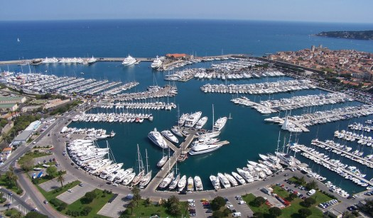 Port Vauban - Antibes