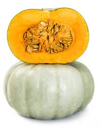 Organic Pumpkin - Small 1