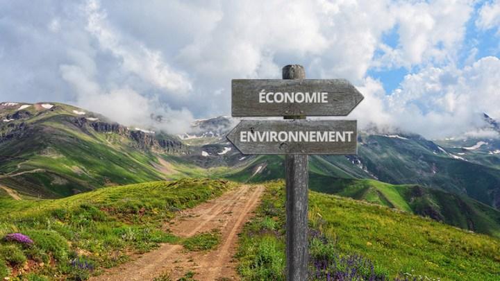 Économie-environnement-divergence