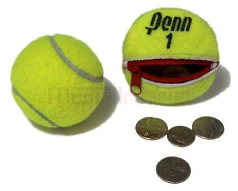 Tennis porte monnaie
