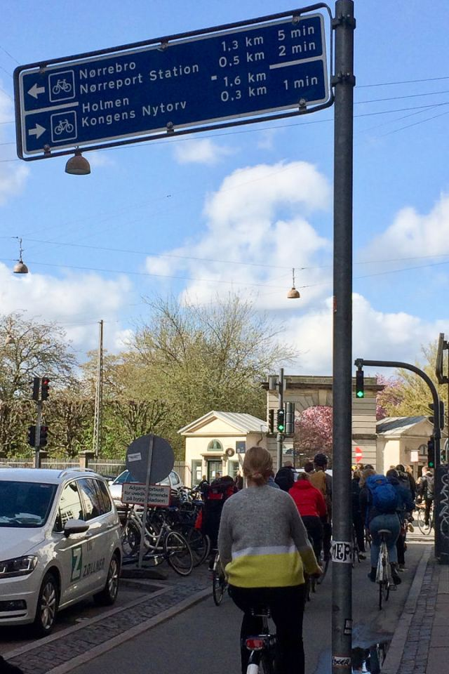 Kopenhagen-fietsstad
