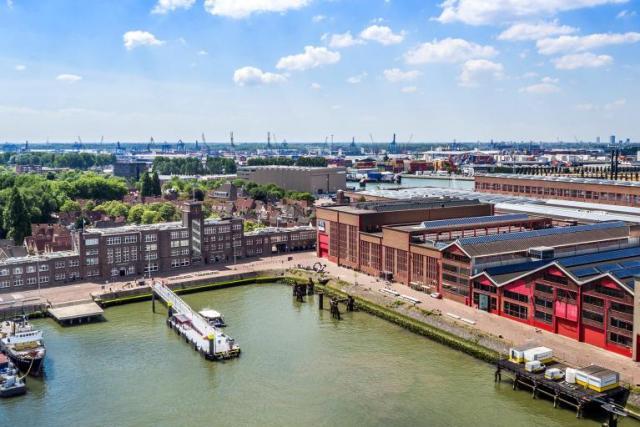 RDM Rotterdam terrein