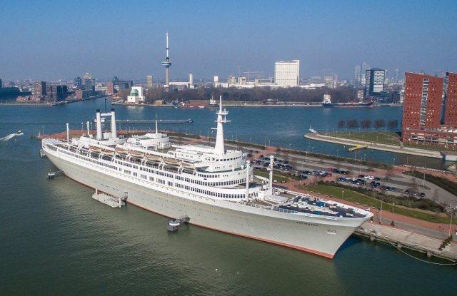cruise ship ss rotterdam