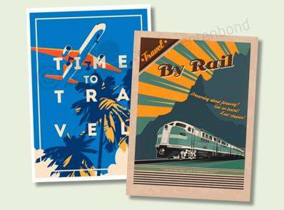 Stedentrip: Per trein of per vliegtuig? Kiezen tussen prijs, snelheid en milieu.