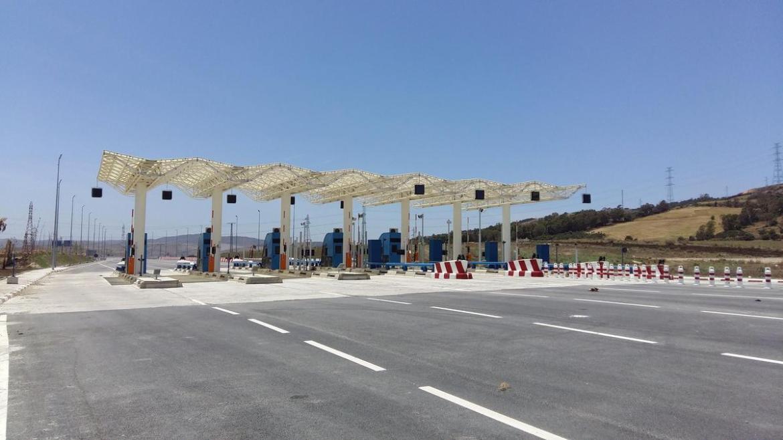 Autoroutes du Maroc échangeur Ain Dalia