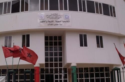 académie régionale
