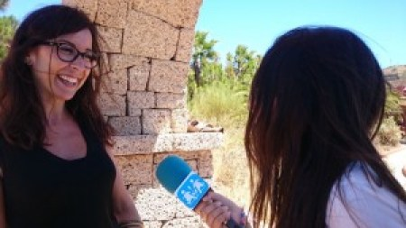 SOS Radio entrevista a Nerea Burgoa, volunria en Aldeas Infantiles en Tenerife