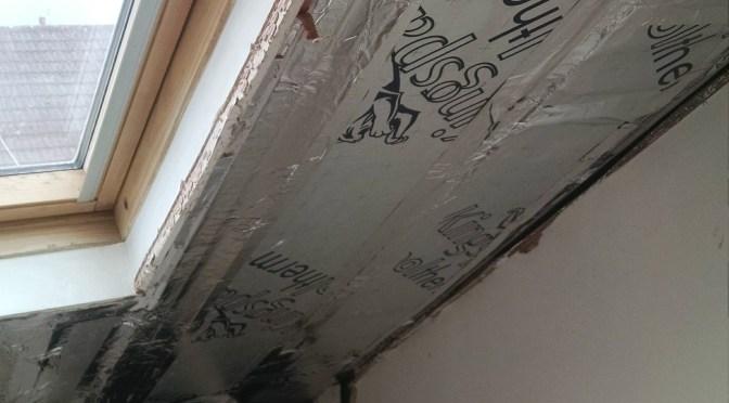 Putney roof insulation