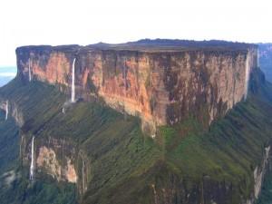 (Foto:  Divulgação) O nome indígena Roro-imã (monte verde) foi escolhido em referência ao Monte Roraima