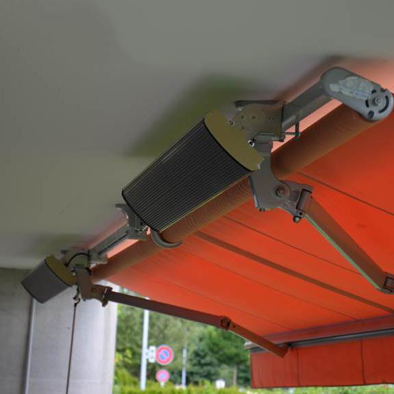 Outside Patio Heater 2400w Ecoart Heating Community