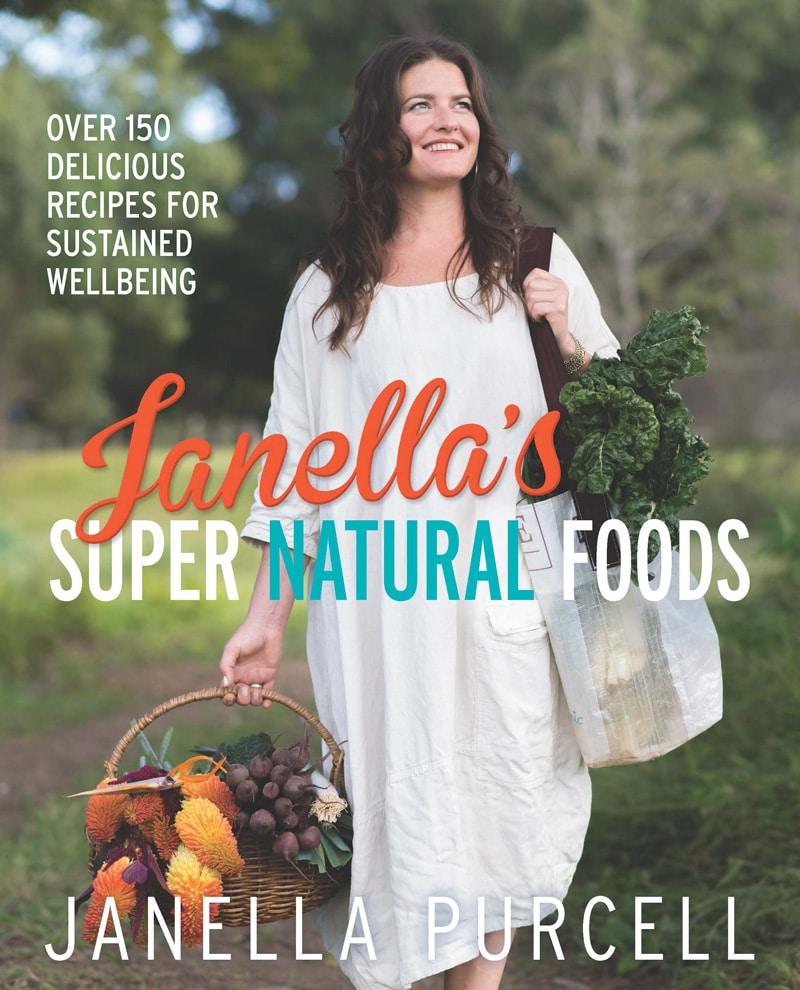 Janella's Super Natural Foods COVER