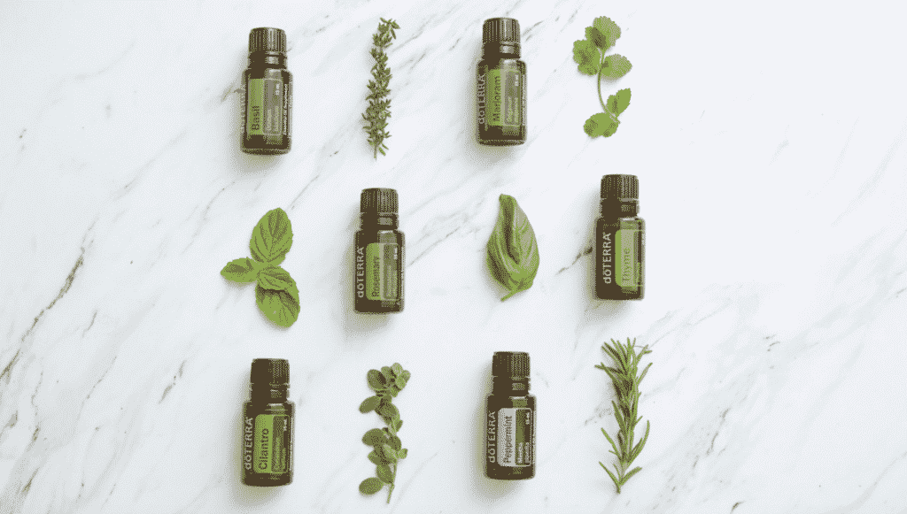 Pure, therapeutic grade essential oils can be used in everyday cooking.