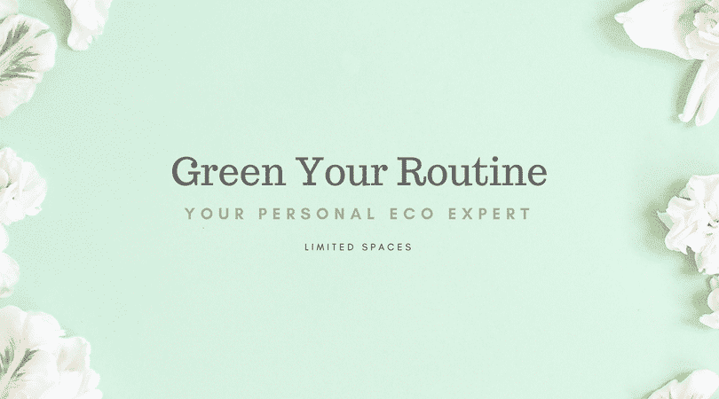 An excellent way to detox is with the Green Your Routine program.