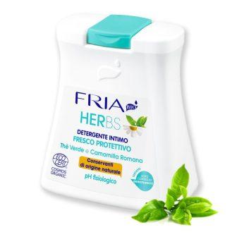 FRIA detergente intimo protettivo e1533990909337 - IGIENE INTIMA: i migliori detergenti Ecobio o con buon INCI da supermercato