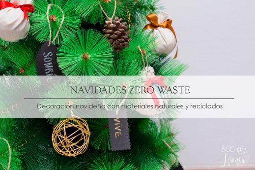 Navidades Zero Waste Blog Nonoa