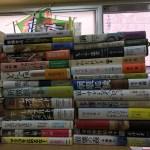 文芸書、対談集など72冊を買取。