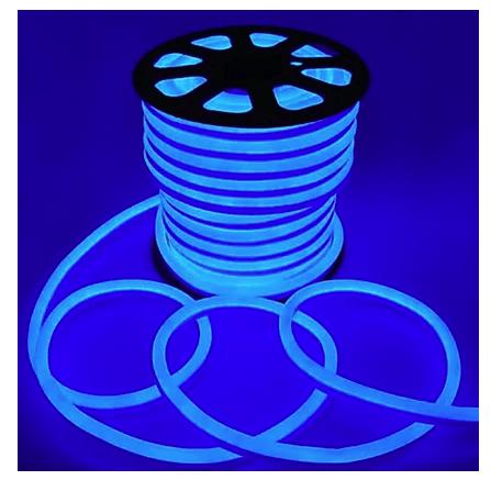 Blue Neon strip light
