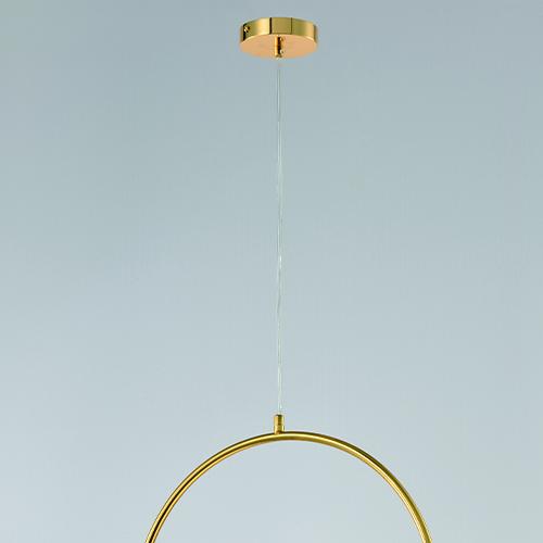 Indoor Lighting Pendants CP30   GOLD
