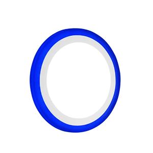 Panel Light - Recessed : Blue + White