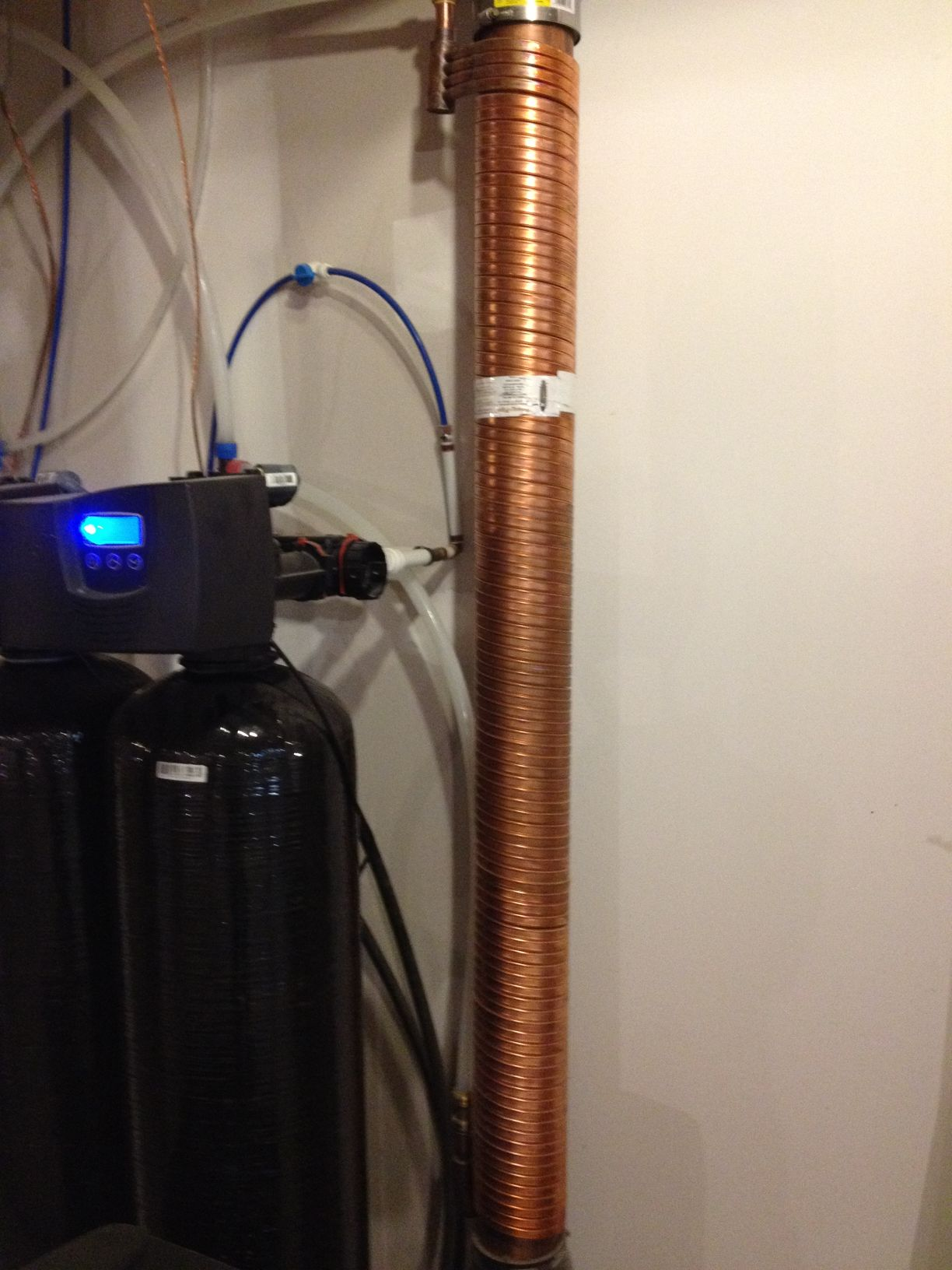 Drain Stack Heat Recovery – the ECO Built Home