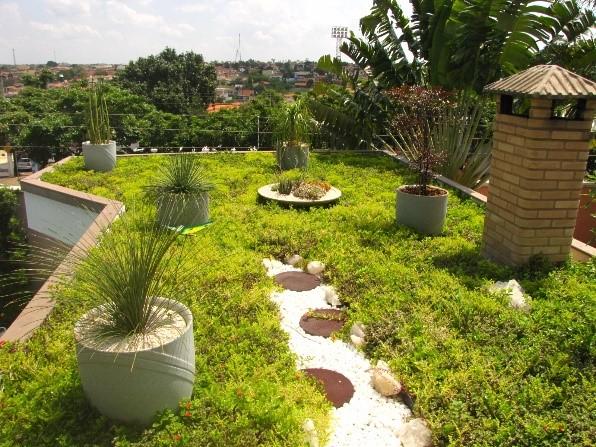 Telhado Verde - ecocasa.com.br