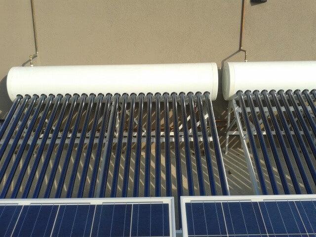 Sistema de Aquecimento Solar - ECOCASA Tecnologias Ambientais - 02