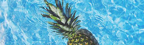 Du cuir à base d'ananas !