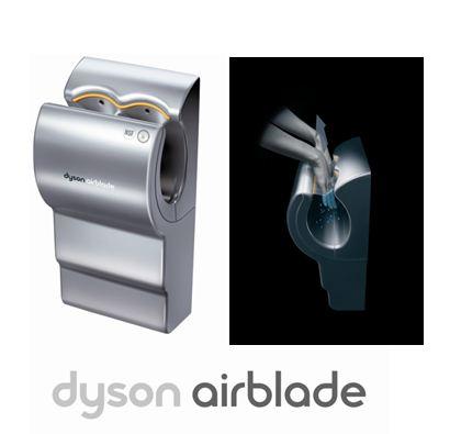 Dyson Air Blade hand dryer