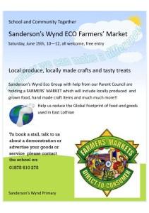Sanderson's Wynd Eco Farmer's Market
