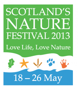 Scotland's Nature Festival Logo