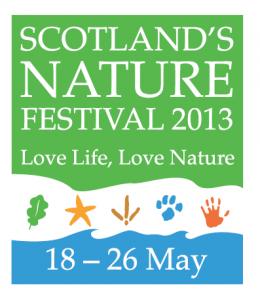 Scotland's Nature Festival Logo