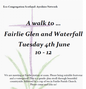 Ayrshire network walk