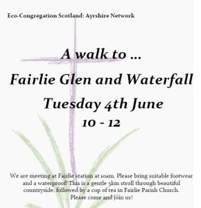 Ayrshire network walk