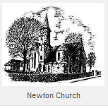 Newton Church Sketch