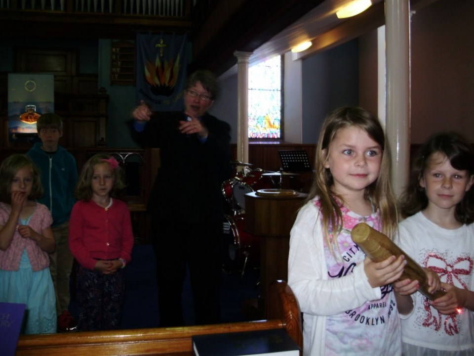 Baton Hopeman church 4