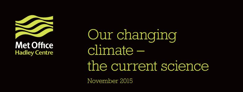 our-changing-climate