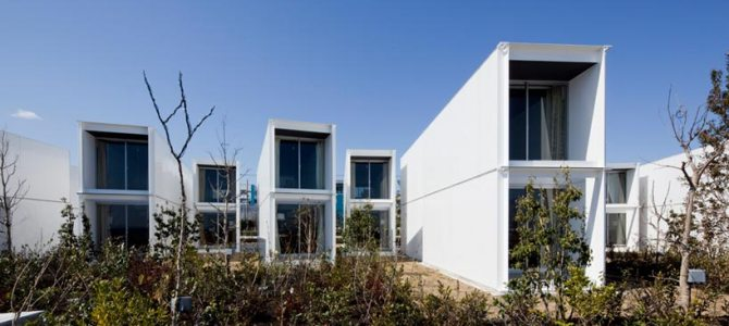 The Bayside Marina Hotel by Yasutaka Yoshimura Architects