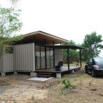 THE R2X20 CONTAINER HOME PROJECT BY A SITE-SPECIFIC EXPERIMENT, THAILAND.